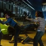Burma alley fight scene in Ninja II