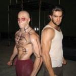 Scott Adkins plays WEAPON XI in X-Men Origins: Wolverine