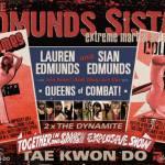 The Edmunds Sistas (promo poster)