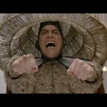 Carter in Big Trouble in Little China!