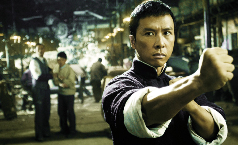 Profile of Donnie Yen