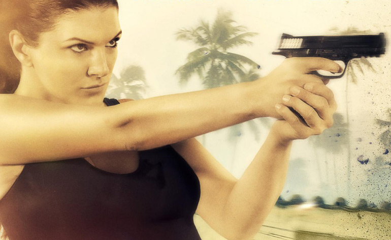 In the Blood with Gina Carano