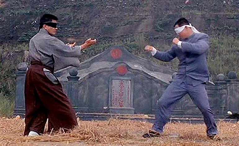 Fist of Legend (1994) - Kung-Fu Kingdom