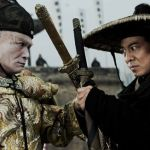 Gordon Liu and Jet Li, Flying Swords
