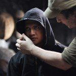 The Raid 2 - Gareth Evans and Iko Uwais