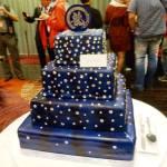 Jackie Chan's birthday cake