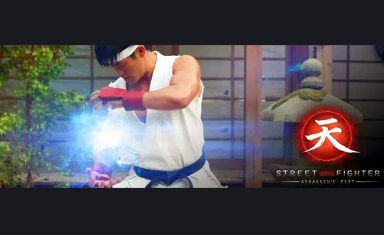 New Street Fighter: Assassin's Fist teaser arrives!