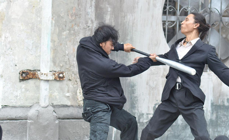 More Raid 2 fight clips released!