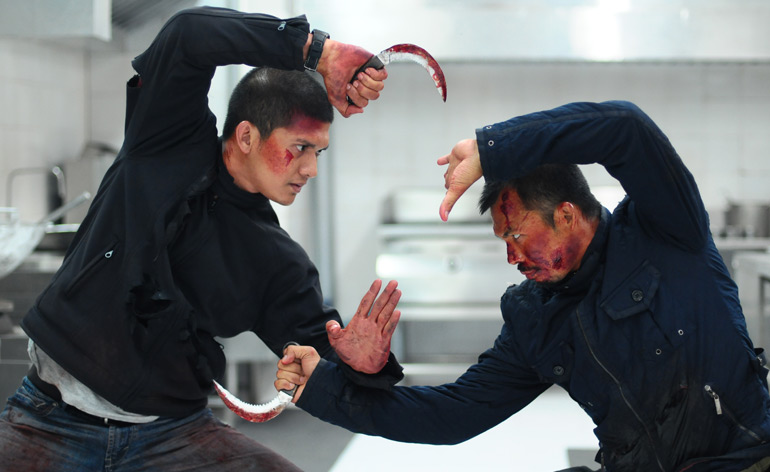 The Raid stars join the cast of Star Wars!