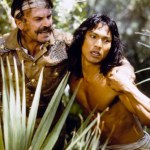 Jason acted as Mowgli in the Jungle Book