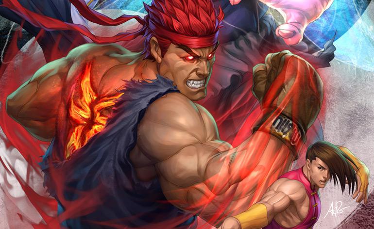 Street Fighter Retrospective part 2