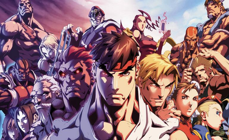 Street Fighter Retrospective