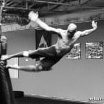 Crump gym training