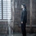 Shogen as young Gouken in SFAF (downpour)