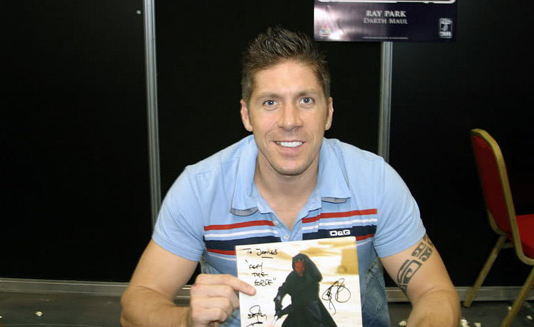 Happy Birthday Ray Park!