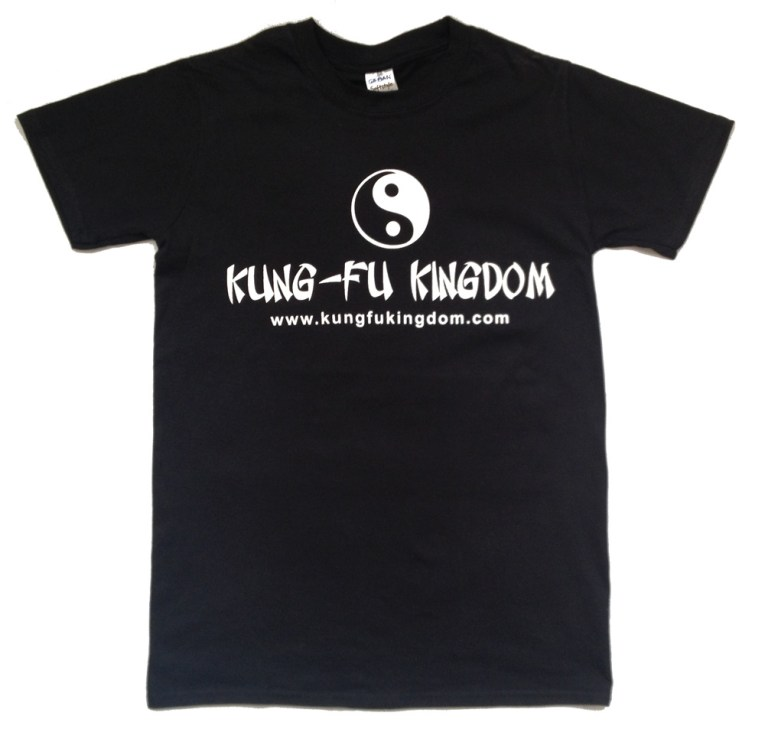 Kung-fu Kingdom t-shirt