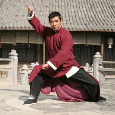 Mo Ma - A still from the Master of Tai Chi