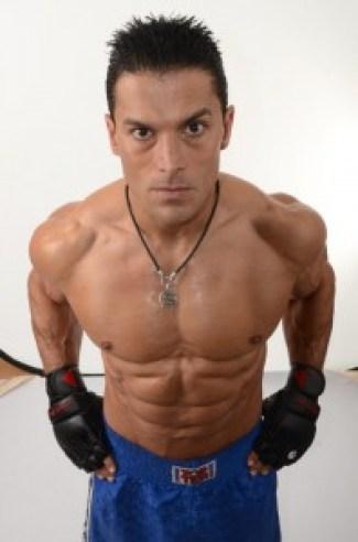 Silvio-MMA-ready!