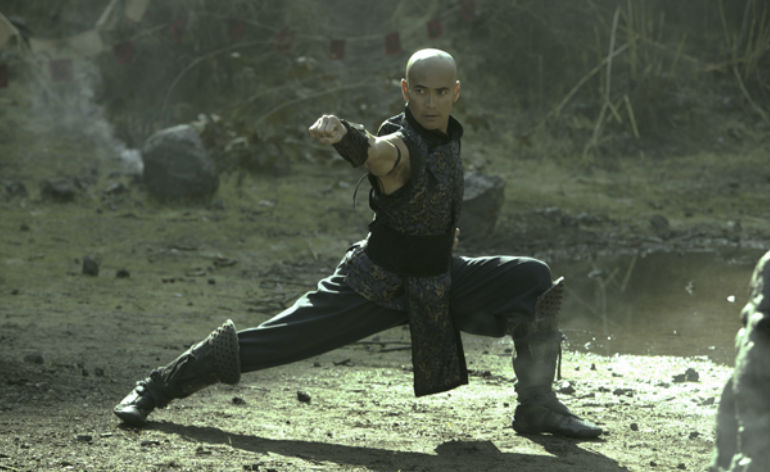 Mark Dacascos joins Ultimate Justice!
