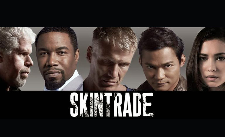 Skin Trade trailer debuts on YouTube!