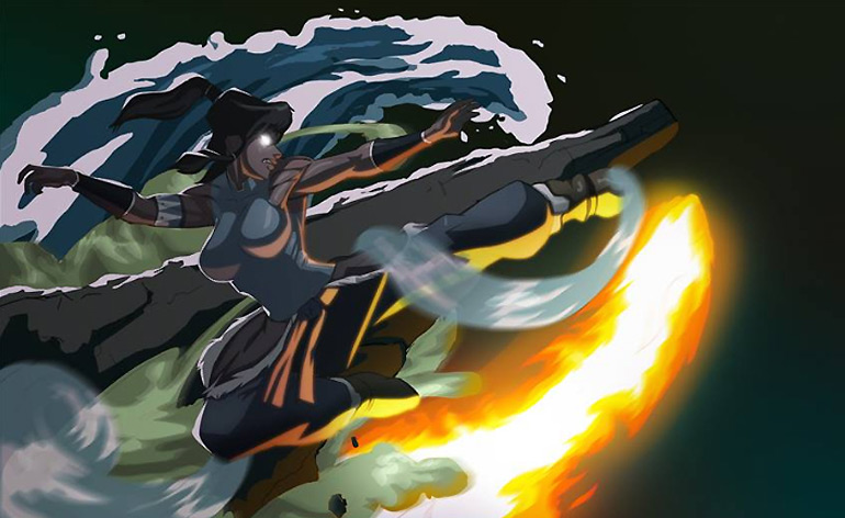 The Legend of Korra – Book Three: Change