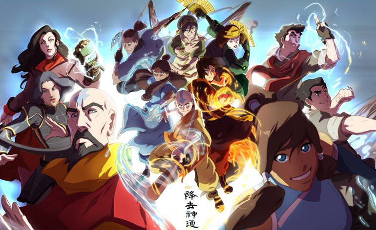 The Legend of Korra – Book Four: Balance