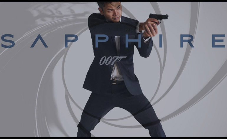 007 Fan Films arrive online!