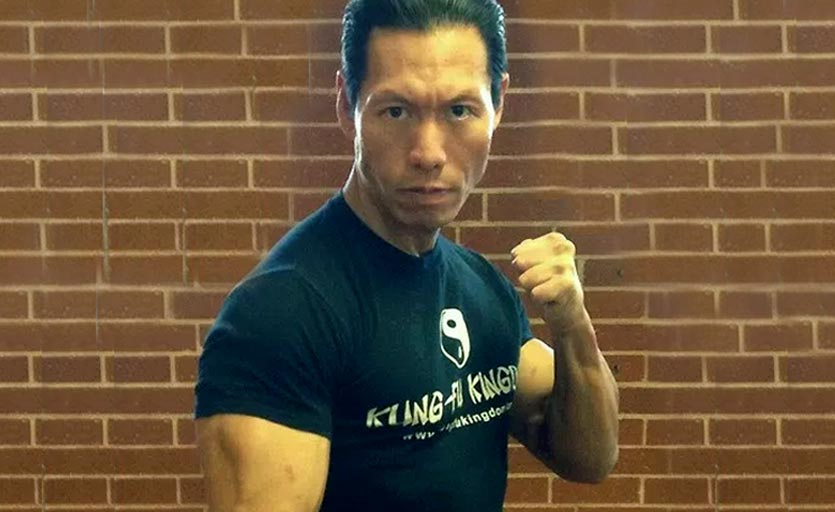Interview with David Yeung - Kung Fu Kingdom