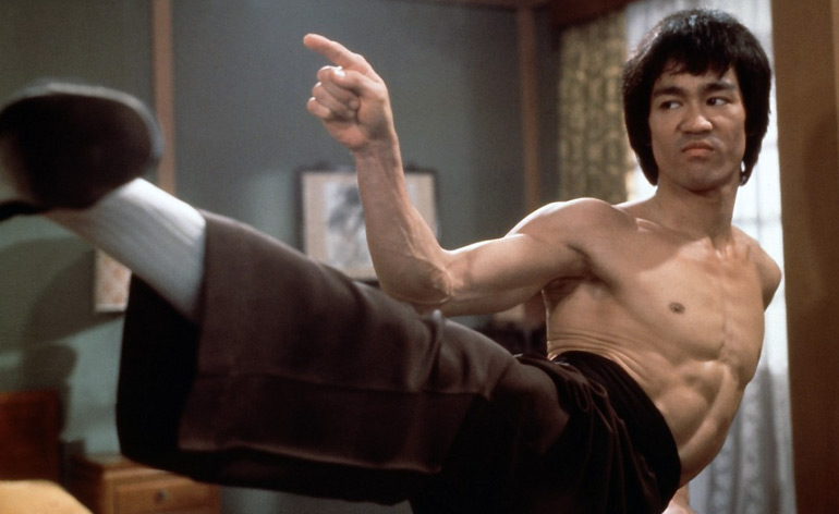 New Bruce Lee biopic in the works!