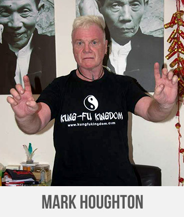 Mark Houghton - Kung-Fu Kingdom