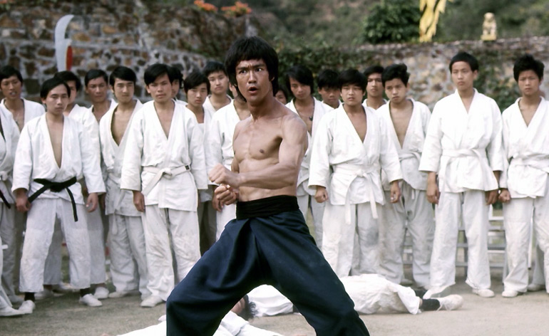 Bruce Lee tribute video
