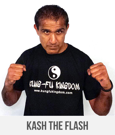 Kash-The-Flash