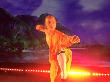 A must see for fans of Chinese martial arts