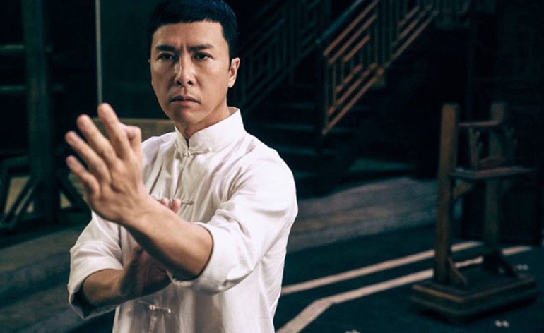 Behind the scenes of Ip Man 3!