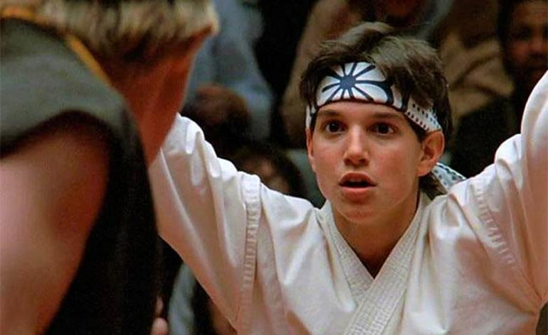 The Karate Kid (1984) - Kung Fu Kingdom
