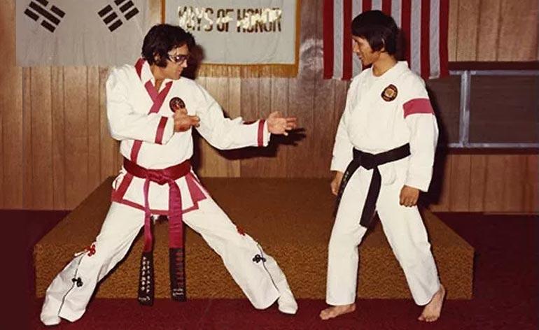 Elvis Presley Gladiators (2009) - Kung Fu Kingdom