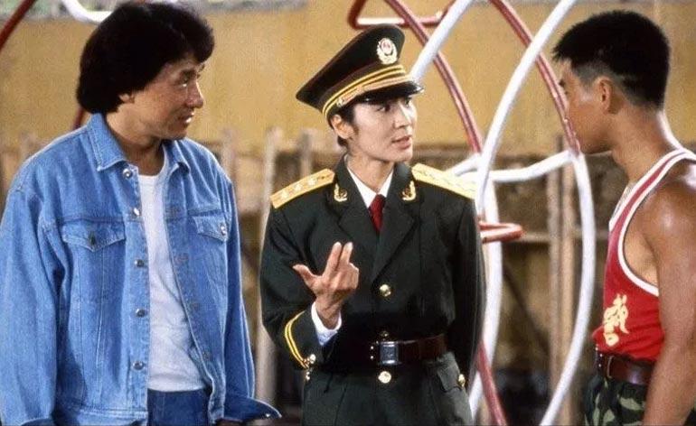 Police Story 3: Supercop (1992) - Kung Fu Kingdom