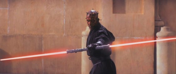 Ray Park in his most iconic role