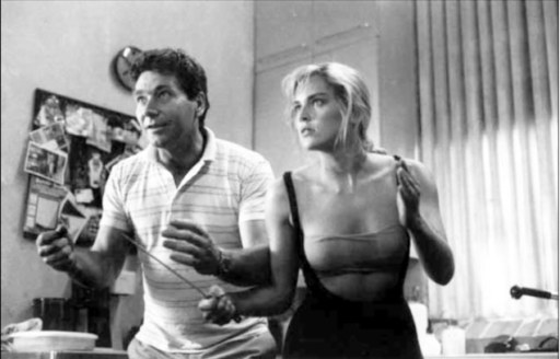 Teaching Sharon Stone to fight in Total Recall