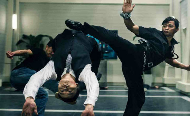 Best Martial Arts Movie Fights of 2015