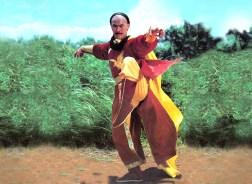 Classic shot of Chang Shan in menacing mood!
