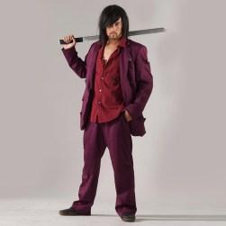 Kazu Patrick Tang -Dragonwolf 2
