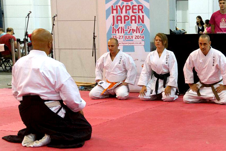 At Hyper Japan 2014