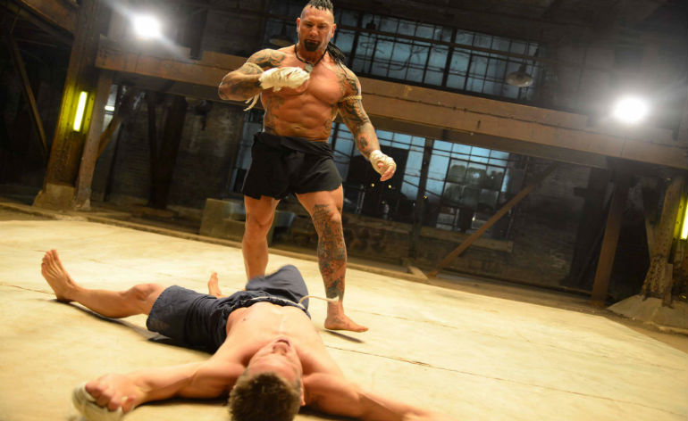 Kickboxer: Vengeance releasing via RLJ Entertainment!