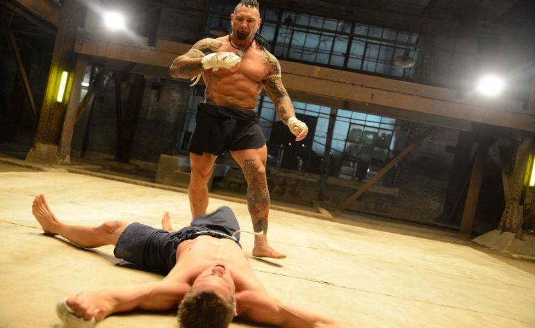 Kickboxer: Vengeance releasing via RLJ Entertainment!