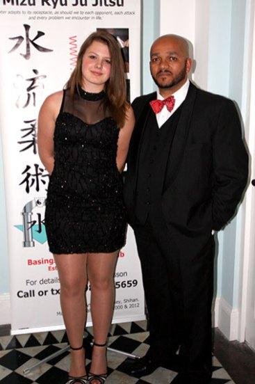 Shihan Bailey and Evie