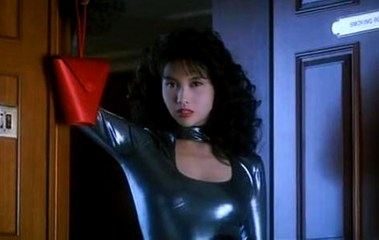 Chingmy Yau in 1992's Naked Killer