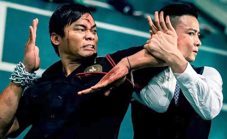 Kill Zone 2 giveaway! - Kung Fu Kingdom