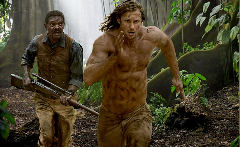 Train like Tarzan!