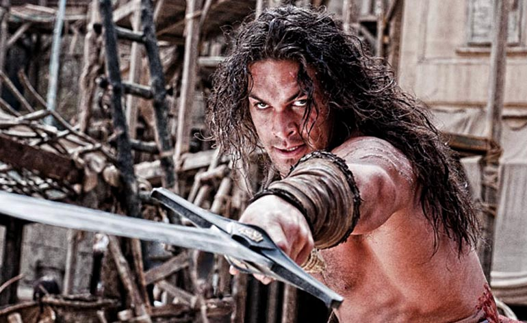 Conan the Barbarian (2011)